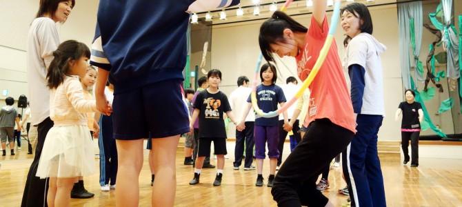【終了】1月17日(日)13:30~(2時間程度) はっぴぃ☆ぷろじぇくと ~みんなでミュージカルはじめよっ!!~